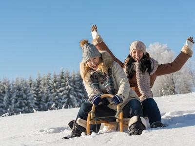 Winterurlaub im Kohlhiasl